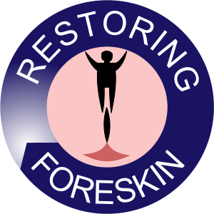 Restoring Foreskin is a website for foreskin restoration and intactivism